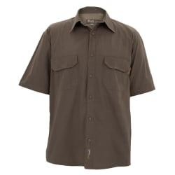 Sterling Men's Mesh Back Twill Shirt