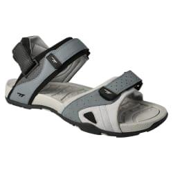 Hi-Tec Ula Women's Sandal(Med Grey/Baby blue)