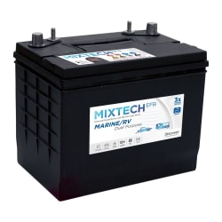 Discover Mixtech M2475-EFB Deep Cycle Battery