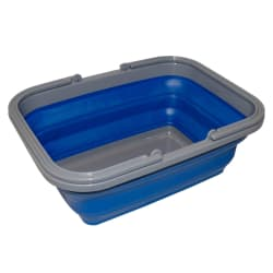 NATURAL INSTINCTS COLLAPSIBLE BASIN WITH HANDLES