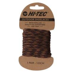 Hi Tec Outdoor Laces 160cm Single Pack