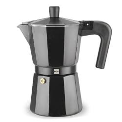 MAGEFESA KENIA NOIR COFFEE MAKER 6 CUP