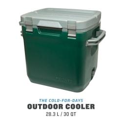 Stanley Adventure Outdoor Cooler 28L Green