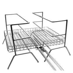 Infinity Stainless Steel Braai Grid Stand
