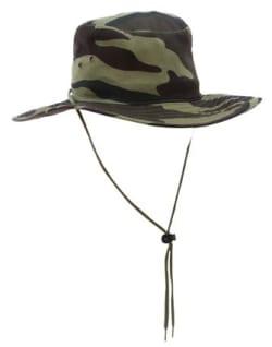 360 Degrees Men's Bush Camo Hat