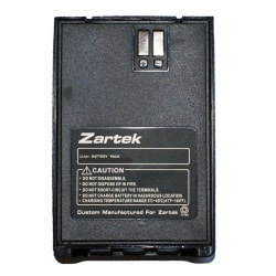 2 Way Radio ZA758 Battery