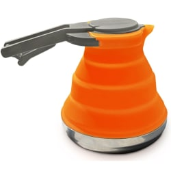 360 Degrees Collapsible Silicone Kettle