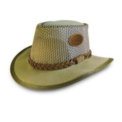 Rogue Canvas Mesh Hat