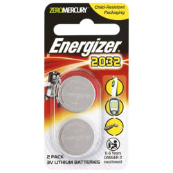Energizer 3v Lithium Battery Card 2