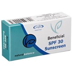 Natural Balance Sunblock SPF30 Snap Pack