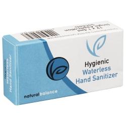Natural Balance Sanitiser Gel Snap Pack