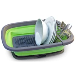 STO-KIT Collapsible dish drying rack