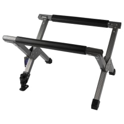 Leisurequip Portable Fridge And Cooler Box Stand With Level Adjuster