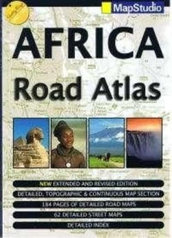 Africa Road Atlas 1st Edition