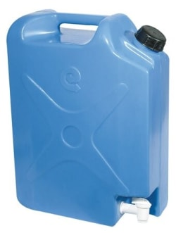 Safari 20L Water Can with Tap