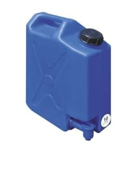 Safari 10L Water Can with Tap