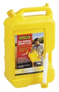 Addis Diesel Jerry Can 25L
