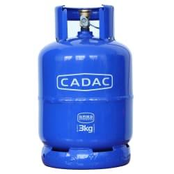 Cadac 3kg Gas Cylinder