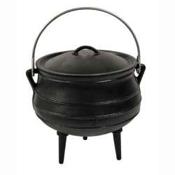 Fireside Cast Iron 3 Leg Pot - No. 3