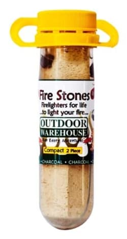 Fireside Compact Fire Stone
