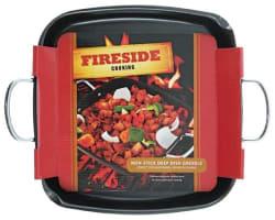 Fireside Deep Dish Griddle