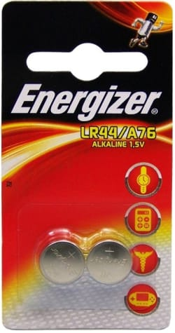 Energizer 1.5V Alkaline 2Pack Button Battery