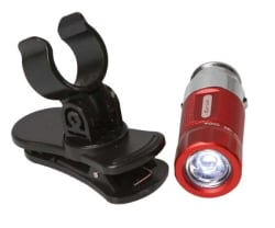 Zartek 12v Rechargeable Mini Led Torch
