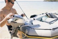 Motor Mount Kit for the Mariner/Seahawk Boat