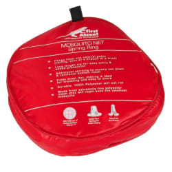 First Ascent Mosquito Net Double - Spring Ring