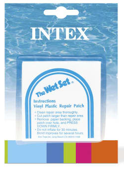 Intex Supreme Airbed Repair 6pc