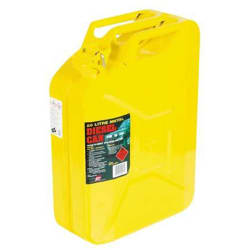 ProQuip Metal 20L Diesel Jerry Can