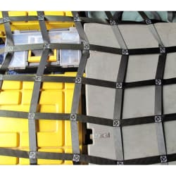 SecureTech 4x4 Roof Rack Net Web