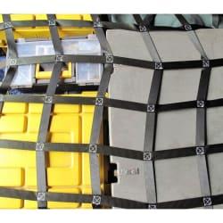 SecureTech 4x4 Roof Rack Net Web