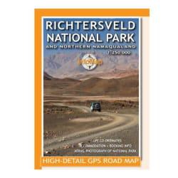 Richtersveld National Park InfoMap