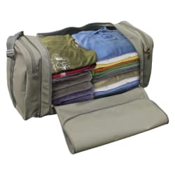 Camp Cover Deluxe Clothing Bag