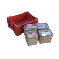 Camp Cover Ammo Pouches (1/4,1/4,1/4,1/4)