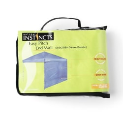 Natural Instincts Extra Large Deluxe Gazebo End Wall