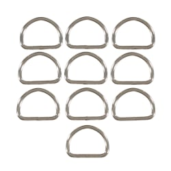 Campmor 25mm D Rings