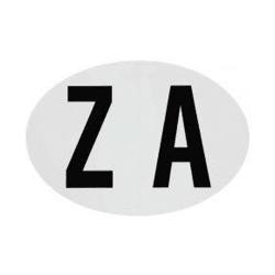ZA Vehicle Magnet