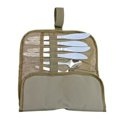 Camp Cover Cutlery Roll-Up
