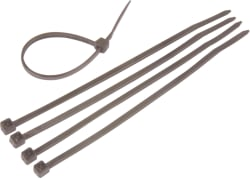 Moto-Quip Cable Ties 50 Pieces 100 x 2.5mm