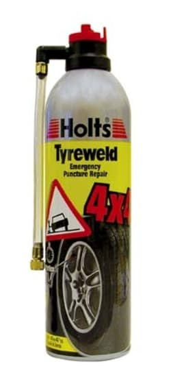 Holts Tyreweld Emergency Puncture Repair 500 ml
