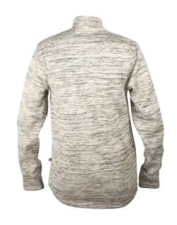African Nature Men's Knit 1/4 Zip Fleece