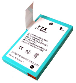 Zartek Eco and Pro Battery -Spare