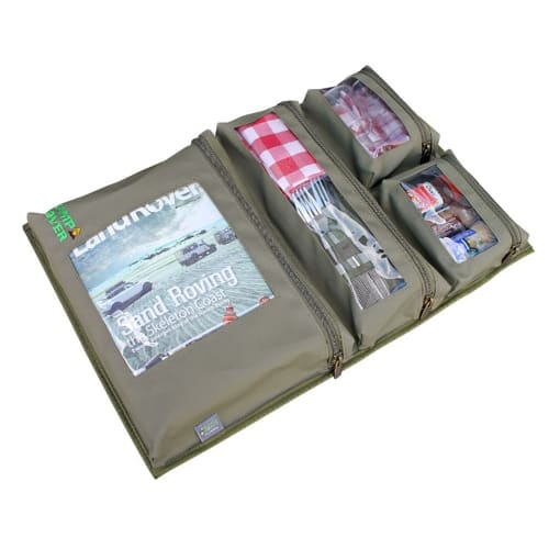 Camp Cover 4 pouch Storage System