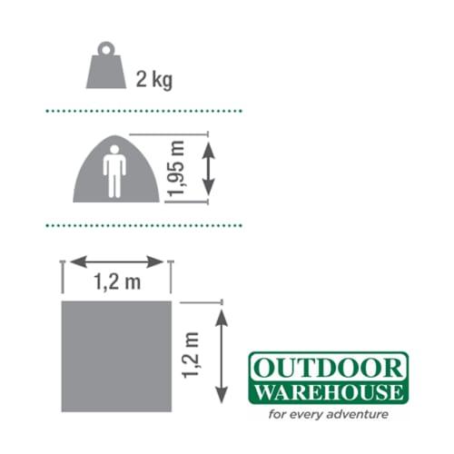 Natural Instincts Flash Shower/Toilet Tent
