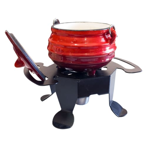LK's Potjie Cooker 1/4 Size
