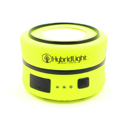 HybridLight PUC 150 Expandable Lantern and Charger