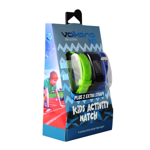 Volkano Boys Activity Step Up Watch