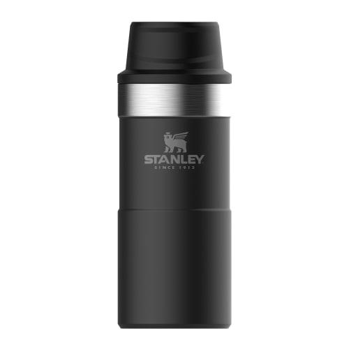 Stanley Classic Trigger Action Mug 350ml Matte Black